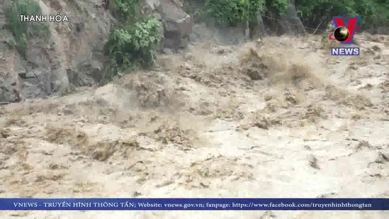 [Video] Thanh Hóa: Mưa lũ gây thiệt hại nặng nề tại Mường Lát