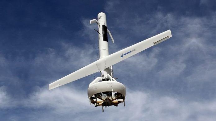 [Video] Hải quân Mỹ thử nghiệm thiết bị bay không người lái thế hệ mới V-Bat