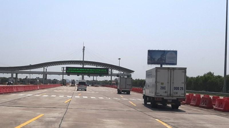 [Video] Triển khai trạm thu phí không dừng tuyến cao tốc Hà Nội - Hải Phòng