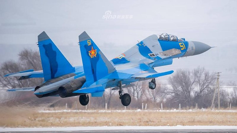 [Ảnh] Lộ diện mục đích thực sự của Nga khi tạo ra bản nâng cấp Su-30SM1