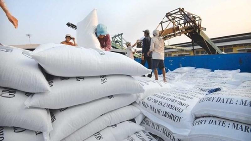 [Infographics] Xuất khẩu gạo trong 7 tháng đầu năm tăng gần 11%