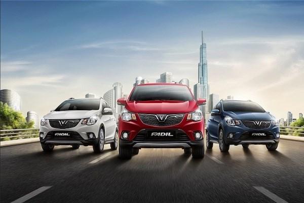 [Infographics] TOP 10 ô tô bán chạy nhất Việt Nam
