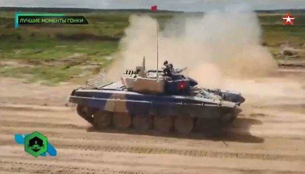 [Video] Đội tuyển xe tăng Việt Nam về nhì trên đất Nga