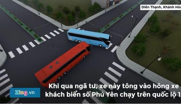 [Video] Vụ tai nạn xe khách Phương Trang diễn ra như thế nào?