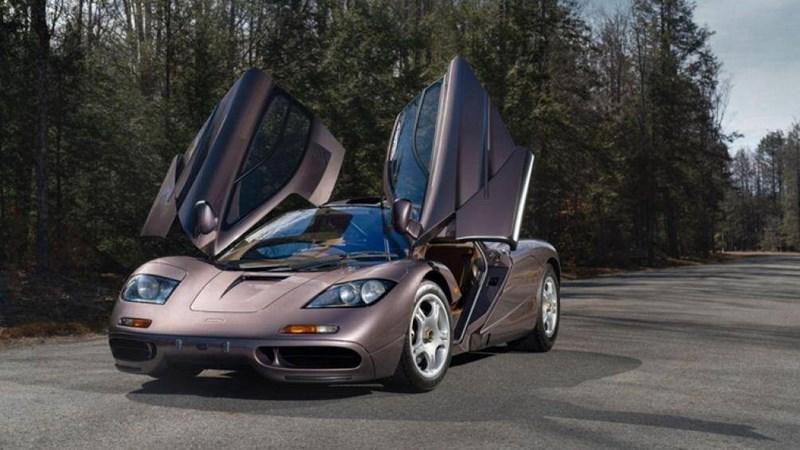 [Ảnh] Chiếc McLaren F1 đắt nhất mọi thời đại, giá bán hơn 463 tỷ đồng