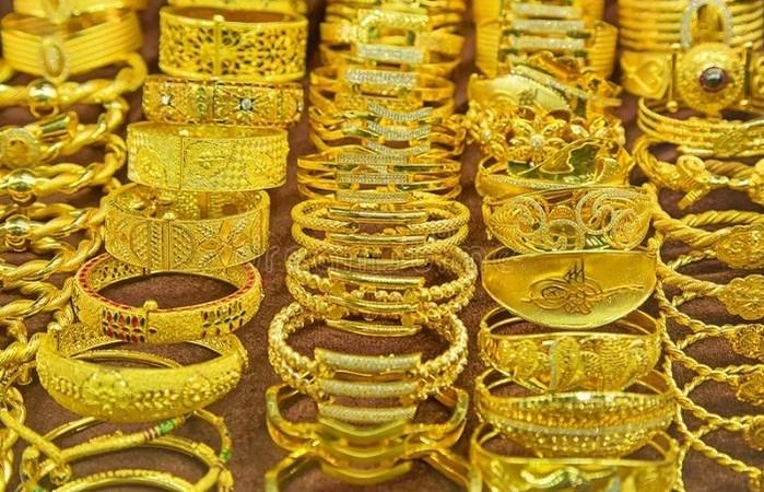 Giá vàng trong nước theo đà của thị trường thế giới ổn định ở mức cao