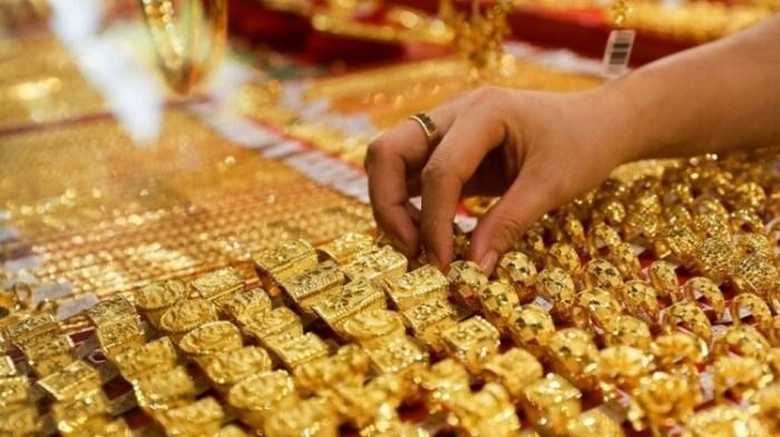Giá vàng bất ngờ tăng vọt sau chuỗi phiên ảm đạm