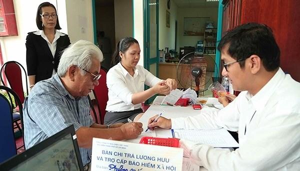 Phát triển quỹ hưu trí xã hội trong bối cảnh già hóa dân số ở Việt Nam