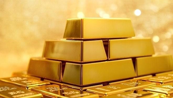 Giá vàng trong nước và thể giới giảm nhẹ, vẫn treo trên đỉnh