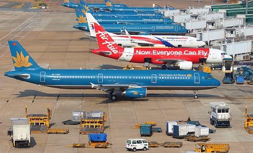 Phí và giá dịch vụ hàng không được giảm trong 6 tháng