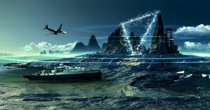 [Video] Tam giác quỷ bí ẩn nơi tàu thuyền, máy bay thường biến mất