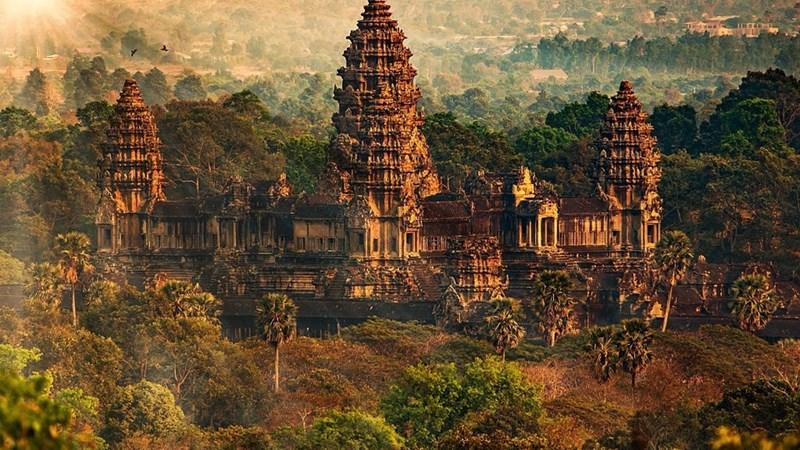 [Video] Ngôi đền cổ hơn 900 năm tuổi nổi tiếng khắp châu Á