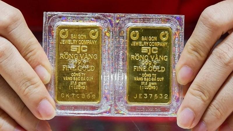 Giá vàng thế giới giảm mạnh trong bối cảnh kinh tế Mỹ đón nhiều thông tin tích cực