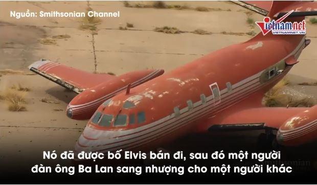 [Video] Bí ẩn nơi khai tử máy bay, nổi tiếng với những câu chuyện li kỳ về UFO