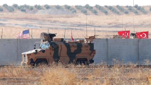 [Video] Syria phẫn nộ vì Mỹ và Thổ Nhĩ Kỳ tuần tra chung trên lãnh thổ