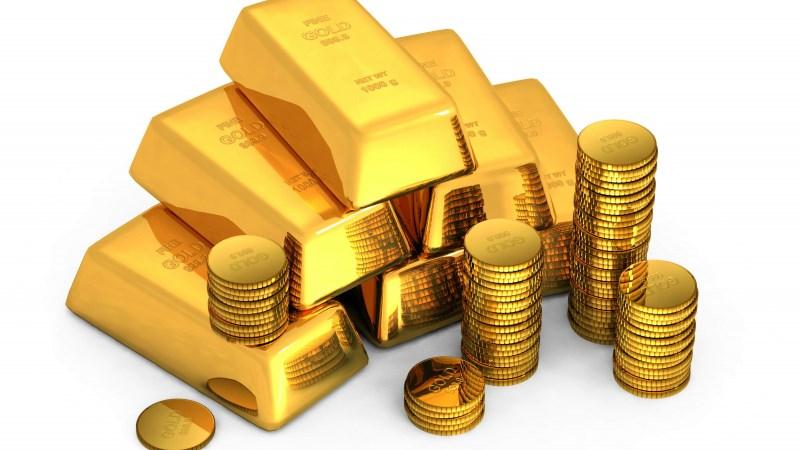 Giá vàng trong nước giảm mạnh ngược chiều với thế giới