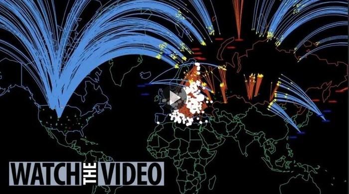 [Video] Chiến tranh hạt nhân Nga - Mỹ nếu nổ ra sẽ khủng khiếp như thế nào?