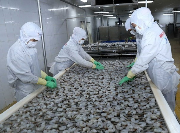 Khả năng cạnh tranh của doanh nghiệp xuất khẩu thủy sản vùng kinh tế trọng điểm miền trung
