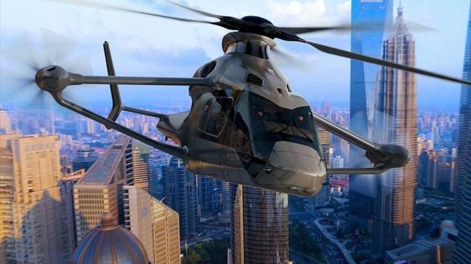 [Video] 4 mẫu trực thăng chiến đấu hiện đại và mạnh nhất thế giới