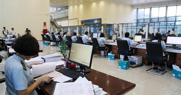 72 dịch vụ công của hải quan đã tích hợp lên Cổng dịch vụ công quốc gia