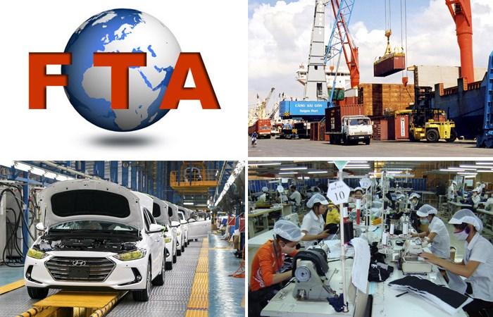 Tác động của các FTA thế hệ mới tới tăng trưởng kinh tế - xã hội Việt Nam