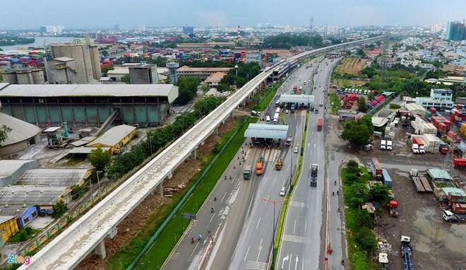 [Video] BOT Xa Lộ Hà Nội sắp thu phí mở rộng đường