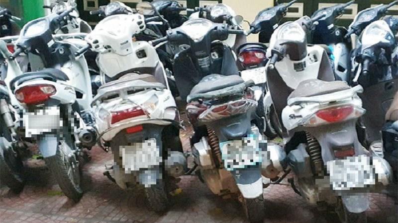 [Video] Công an Hà Nội triệt phá đường dây trộm cắp, tiêu thụ xe máy ra nước ngoài