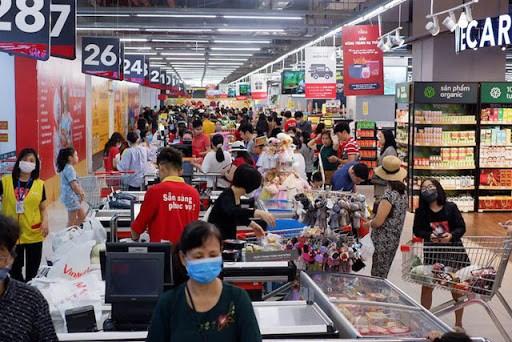 Số liệu  bán lẻ hàng hóa và doanh thu dịch vụ tiêu dùng tháng 9 và 9 tháng năm 2020