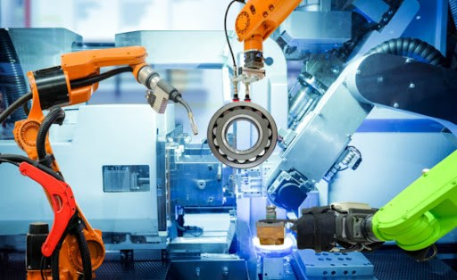 [Infographics] Tốc độ tự động hóa công nghiệp ở một số nước phát triển