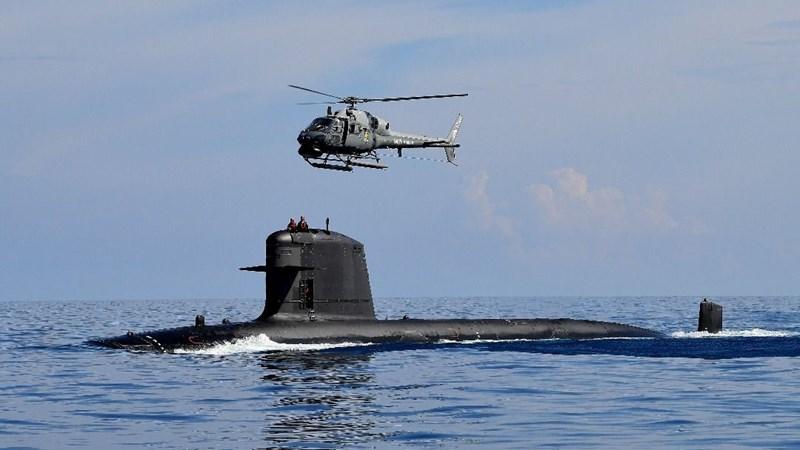 [Ảnh] Điều ít biết về siêu tàu ngầm phi hạt nhân mạnh hơn Kilo tại Biển Đông