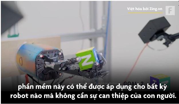 [Video] Sự khéo léo của robot đã lên một cấp độ hoàn toàn mới