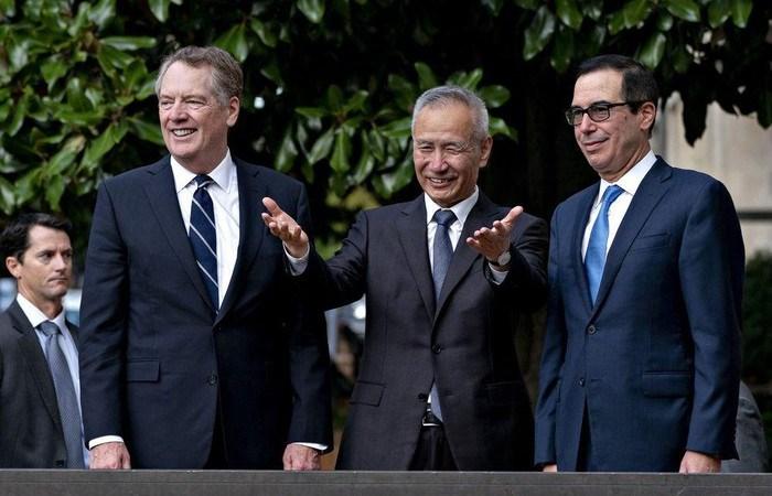 [Video] Đàm phán thương mại Mỹ-Trung diễn ra tốt đẹp