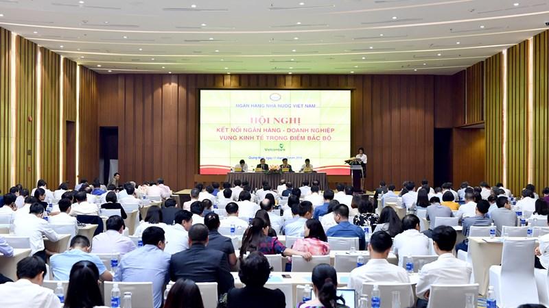 Hội nghị kết nối ngân hàng – doanh nghiệp vùng kinh tế trọng điểm bắc bộ