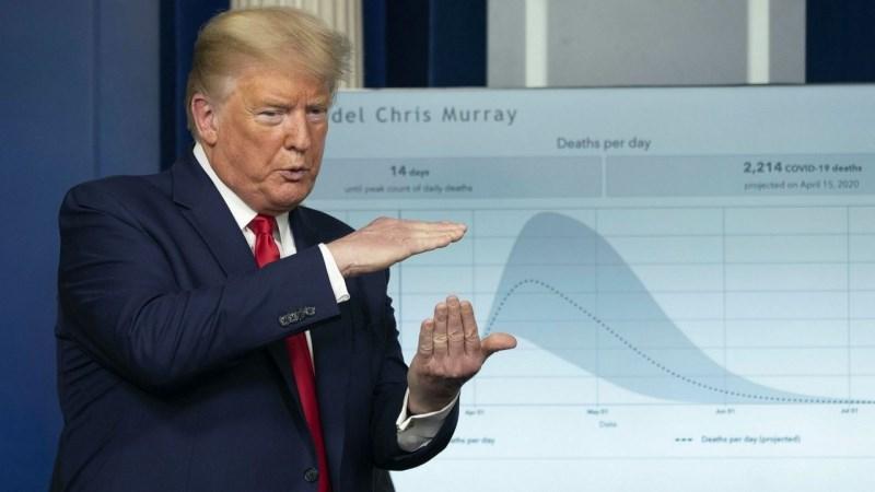 [Video] Tổng thống Mỹ đồng ý nâng gói cứu trợ Covid-19