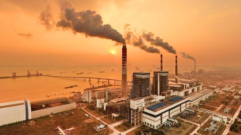 [Infographics] So sánh khí thải carbon từ các ngành công nghiệp châu Âu