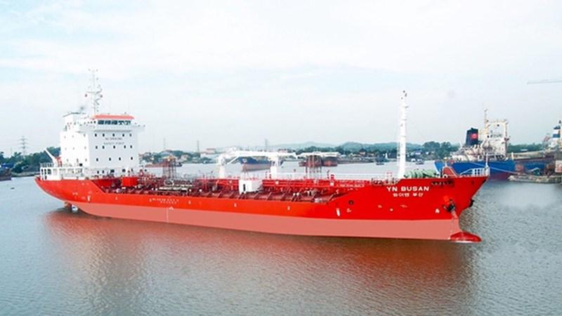 Tàu chở hóa chất chuyên dùng có phải nộp thuế GTGT?