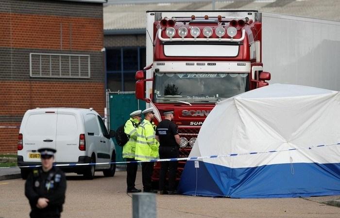 [Infographics] Xác minh danh tính nạn nhân vụ 39 người chết trong container