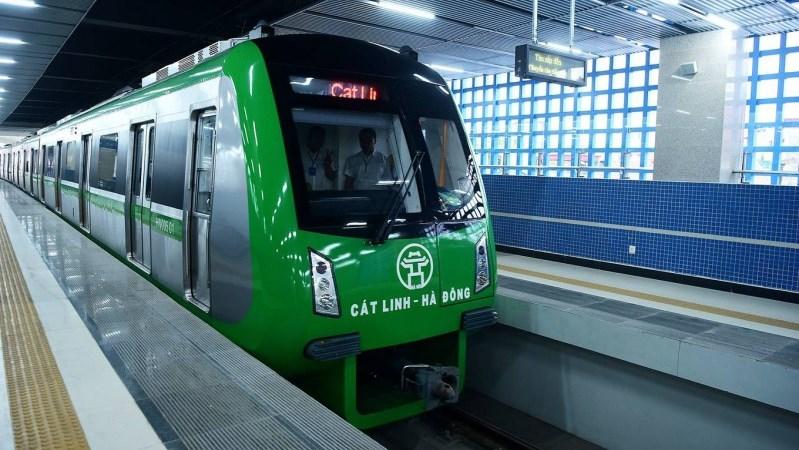 [Video] Đường sắt Cát Linh - Hà Đông chạy thử, chứng minh an toàn để nghiệm thu