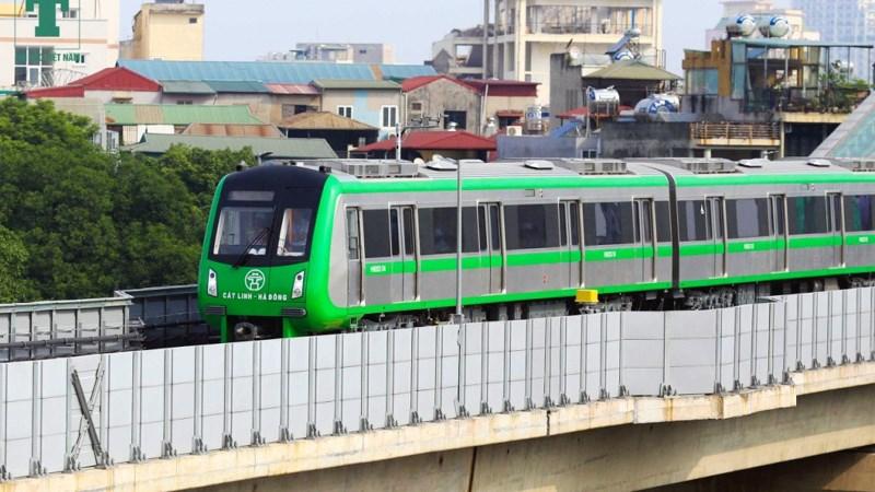 [Video] So sánh tuyến đường sắt đô thị Sài Gòn và Hà Nội