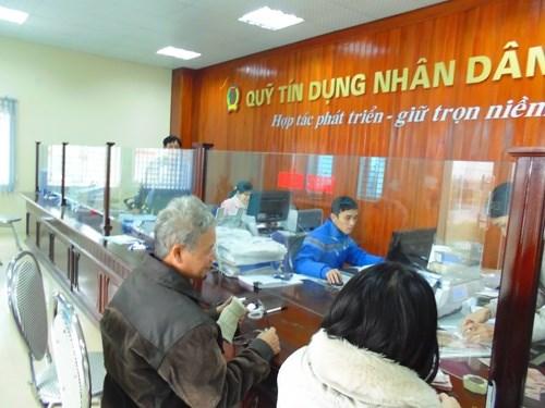 Hiệu quả hoạt động tín dụng của quỹ tín dụng nhân dân Mỹ Bình, tỉnh An Giang