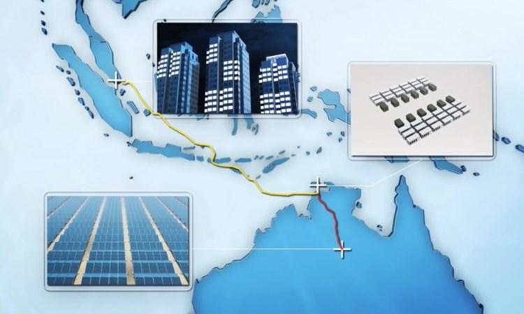 [Video] Xây trang trại điện mặt trời rộng bằng 20.000 sân bóng