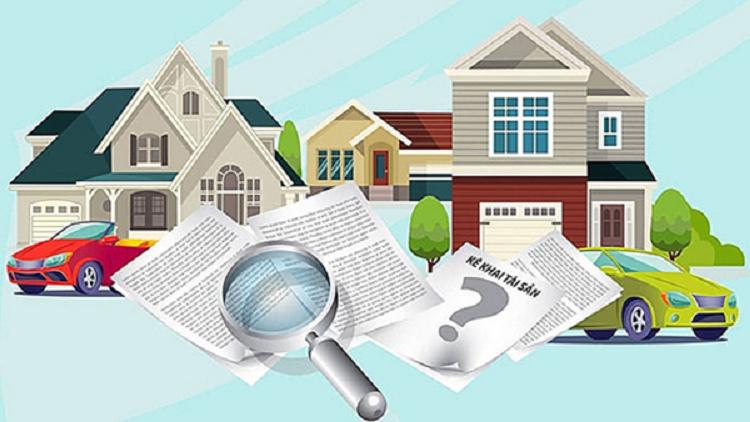 [Infographics] 3 trường hợp có nghĩa vụ thực hiện kê khai tài sản