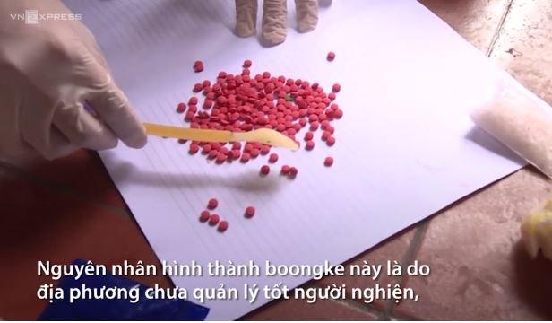 [Video] Cảnh sát xóa sổ các