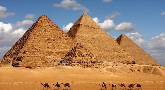 [Video] Kim tự tháp được xây như thế nào?