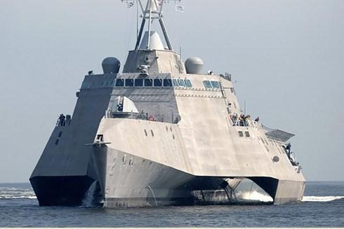 [Infographics] Khám phá chiến hạm của Hải quân Mỹ tuần tra, đảm bảo tự do hàng hải trên Biển Đông