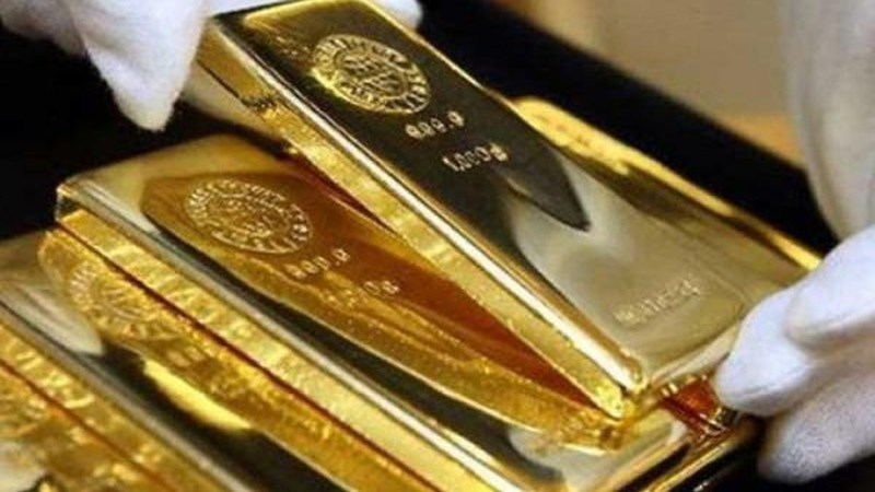 Giá vàng trong nước giảm nhẹ