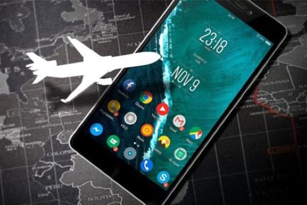 Điều gì sẽ xảy ra nếu bạn nghe điện thoại trên máy bay?
