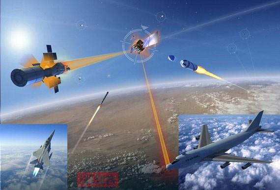 [Ảnh] Mỹ thử nghiệm thành công vũ khí laser, bước ngoặt lịch sử trên biển