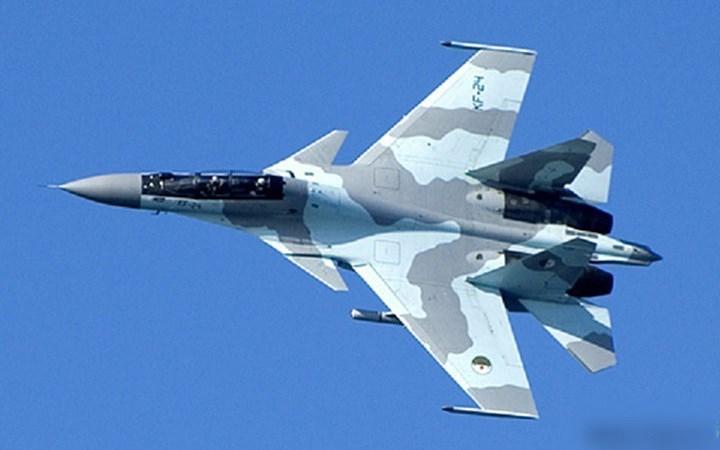[Ảnh] Báo Nga: Su-30 có thể dễ dàng