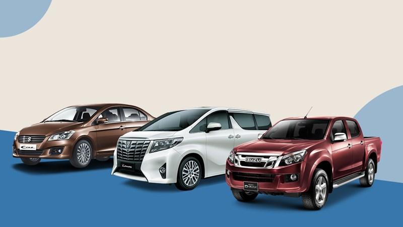 [Infographics] Những mẫu ôtô ít khách Việt nhất tháng 11